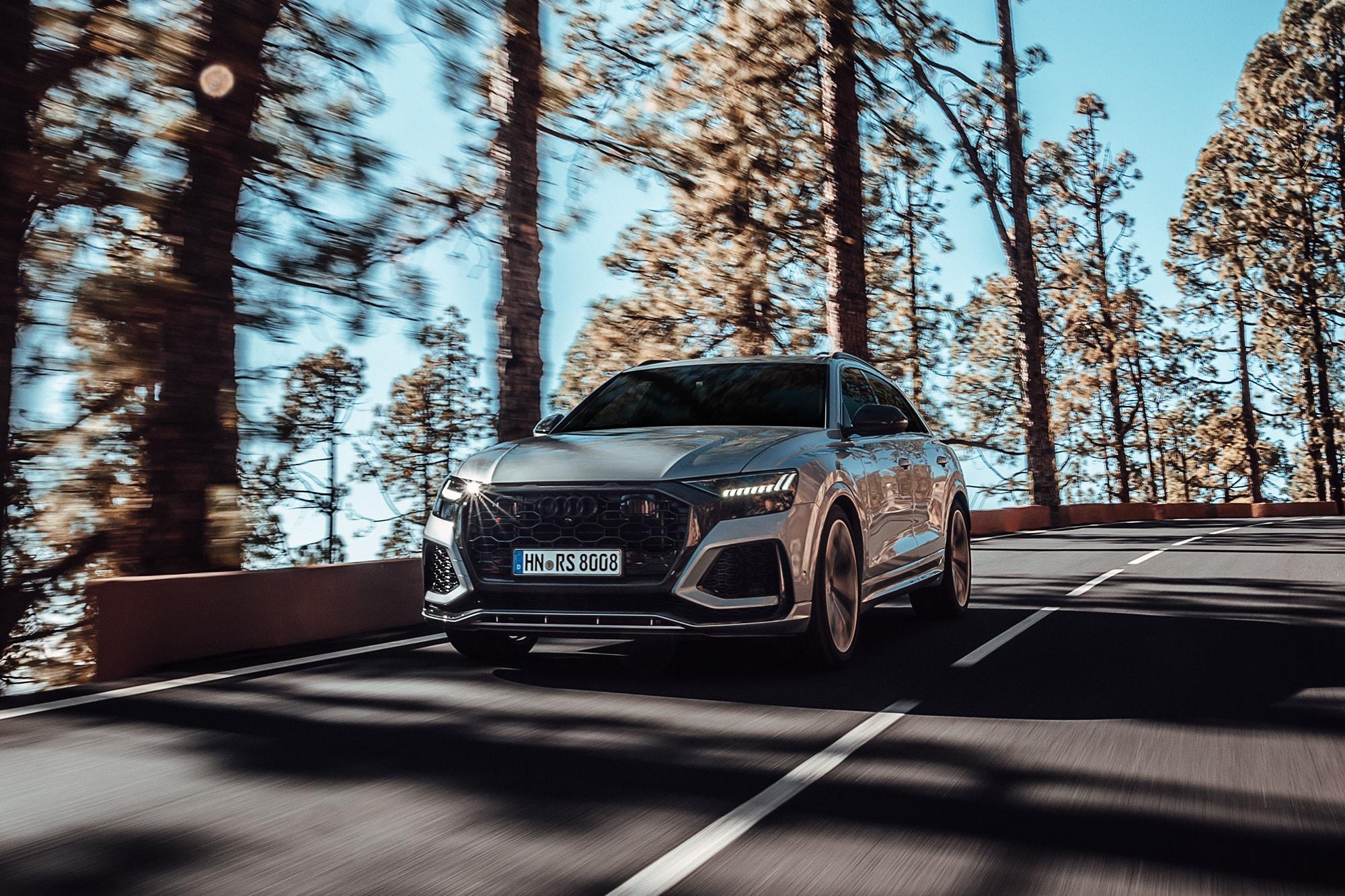 Audi RSQ8: Mit 600 PS über die Vulkanlandschaft von Teneriffa 13