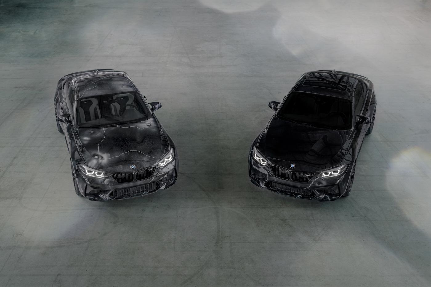 BMW x FUTURA 2000: Exklusive Sondermodelle des BMW M2 Competition 5