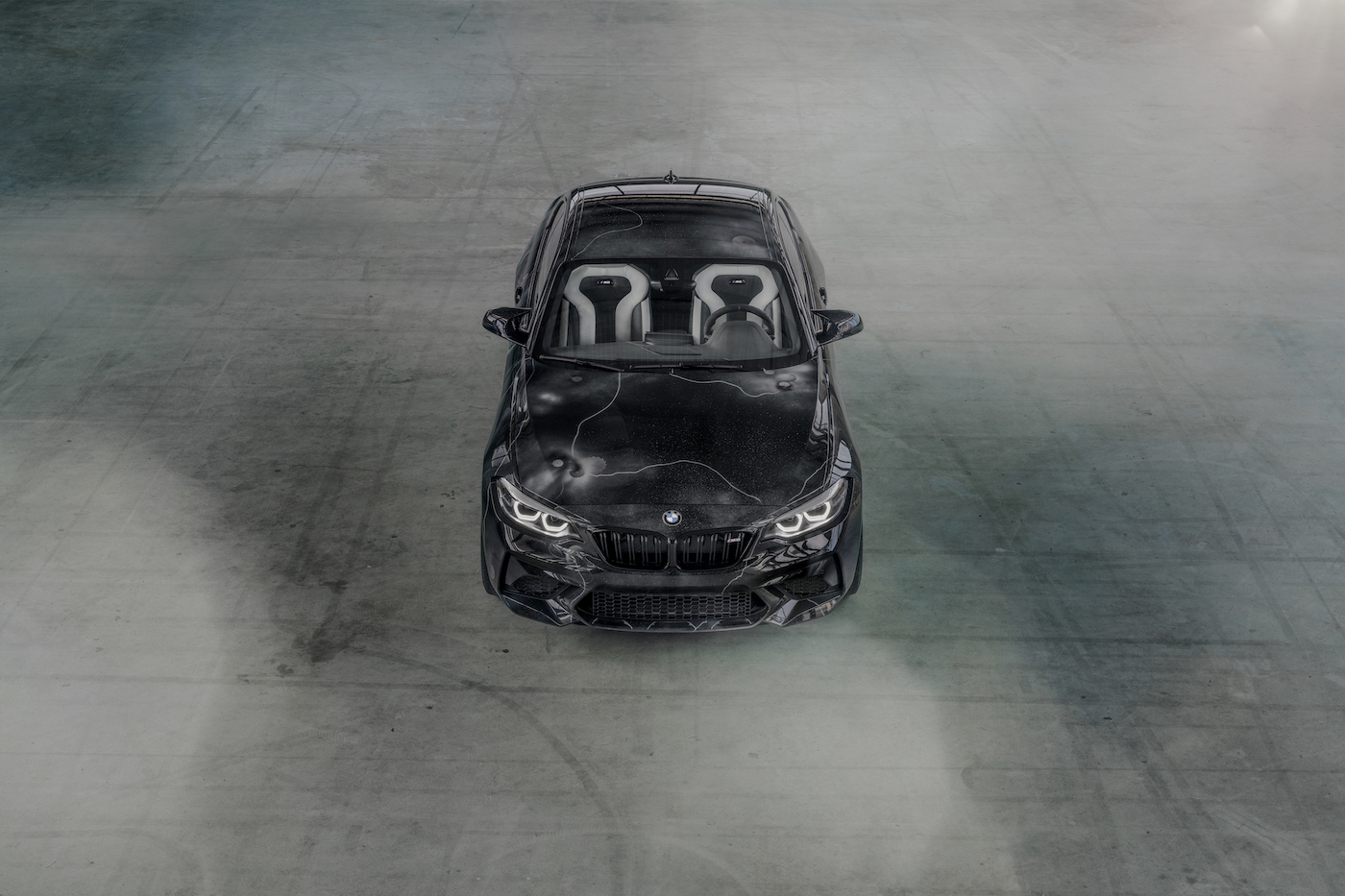 BMW x FUTURA 2000: Exklusive Sondermodelle des BMW M2 Competition 2
