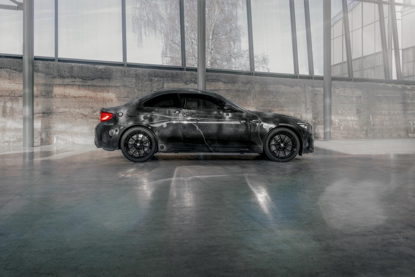 BMW x FUTURA 2000: Exklusive Sondermodelle des BMW M2 Competition 3