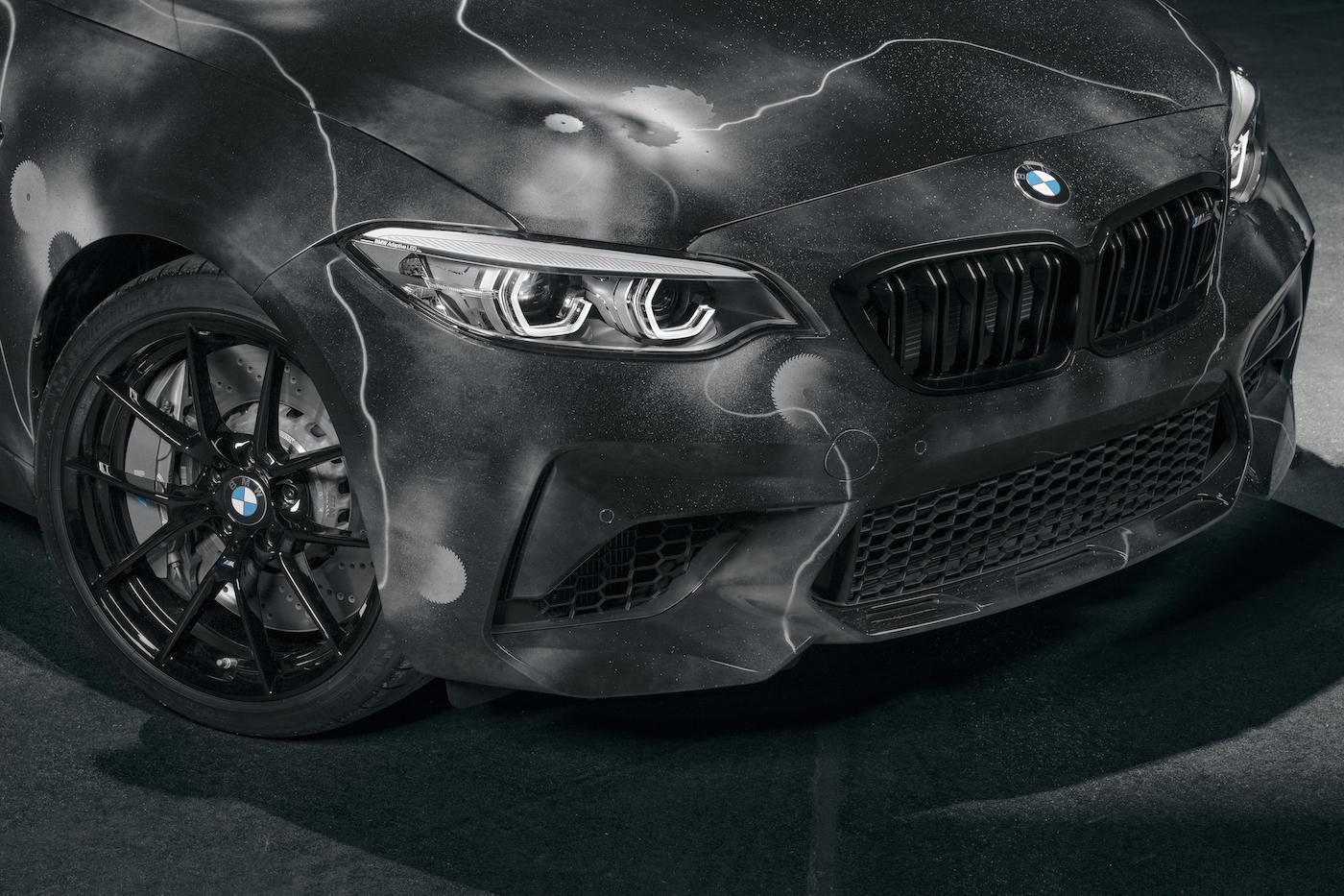 BMW x FUTURA 2000: Exklusive Sondermodelle des BMW M2 Competition 11