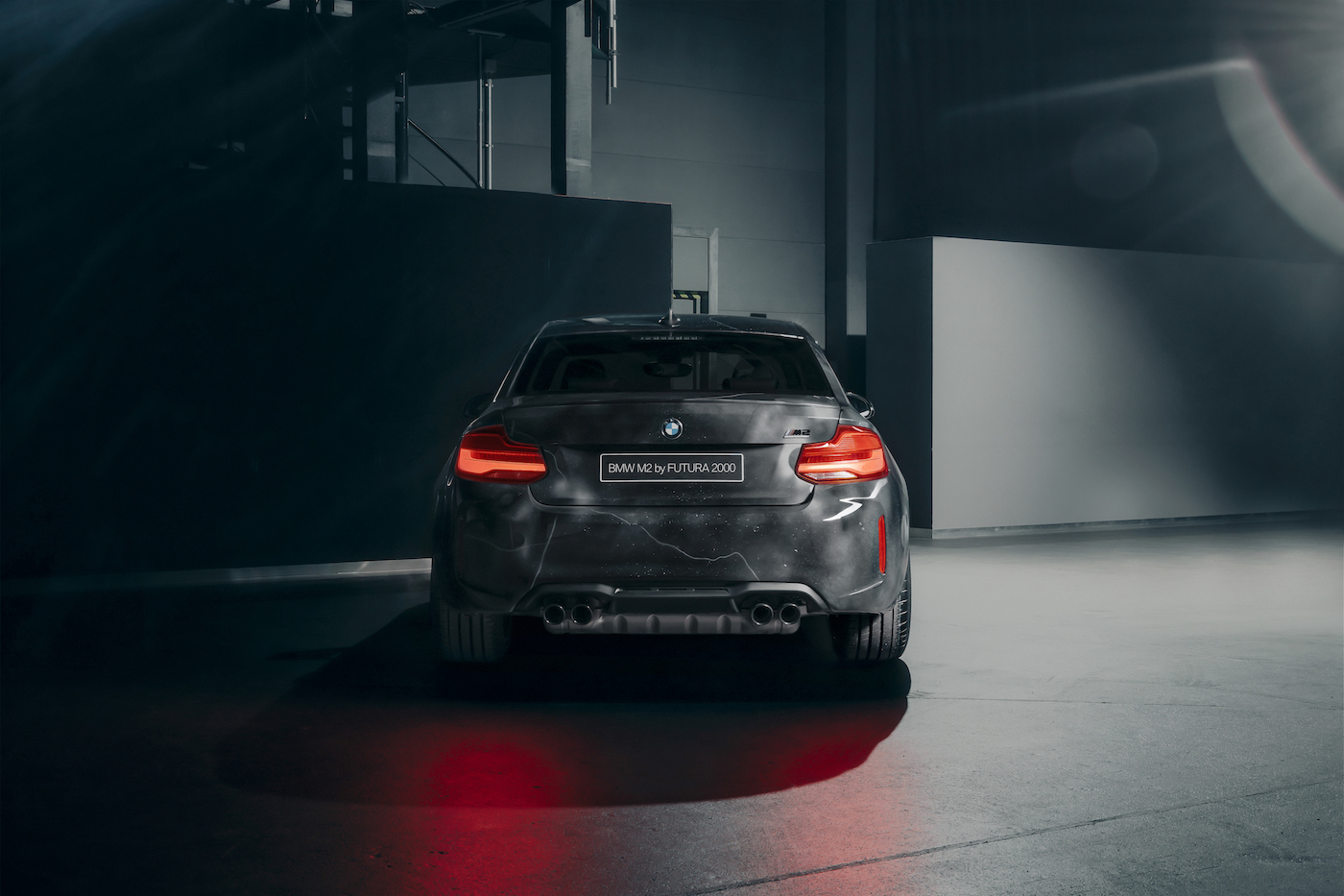 BMW x FUTURA 2000: Exklusive Sondermodelle des BMW M2 Competition 9