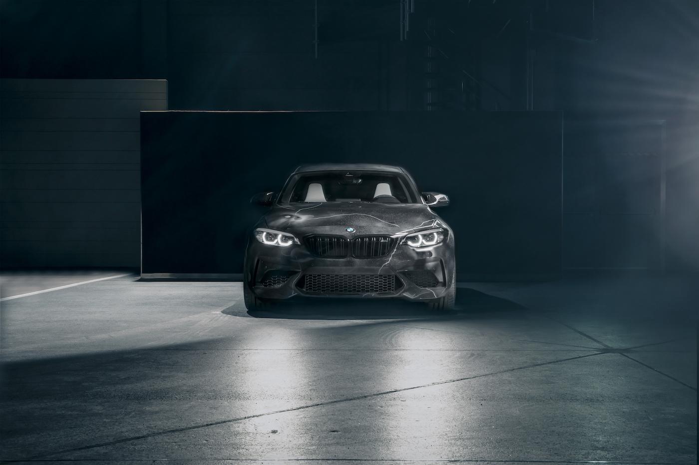 BMW x FUTURA 2000: Exklusive Sondermodelle des BMW M2 Competition 8