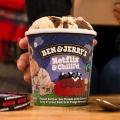 Netflix and Chilled: Ben & Jerry's bringt eigene Eissorte mit Netflix heraus