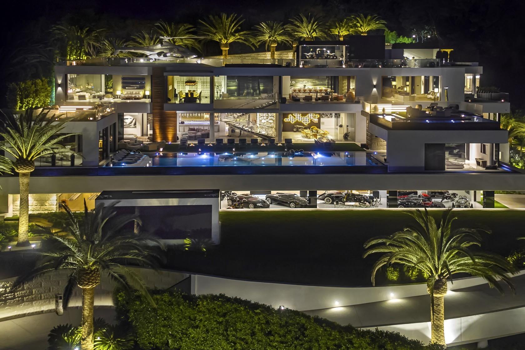Traumhaus in Bel Air: Dieses $250 Millionen Dollar Anwesen wechselt für $94 Millionen den Besitzer 2