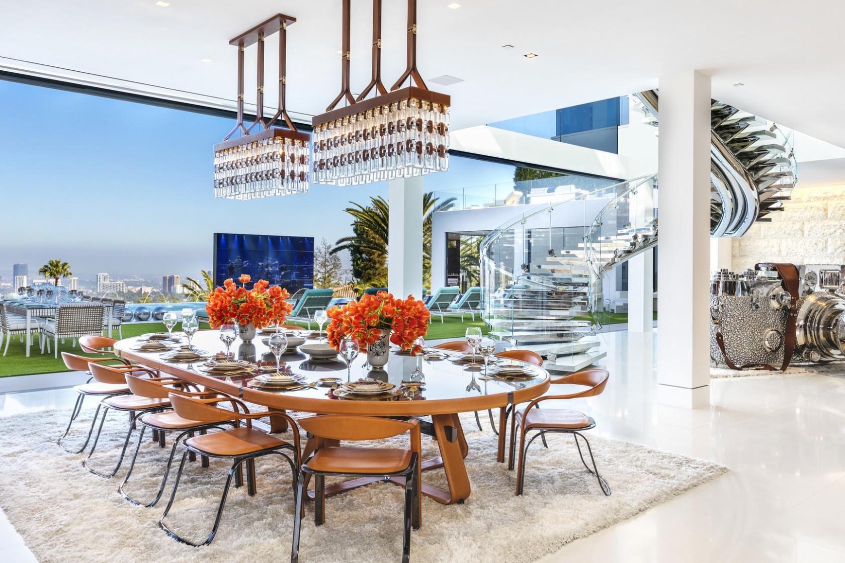 Traumhaus in Bel Air: Dieses $250 Millionen Dollar Anwesen wechselt für $94 Millionen den Besitzer 14