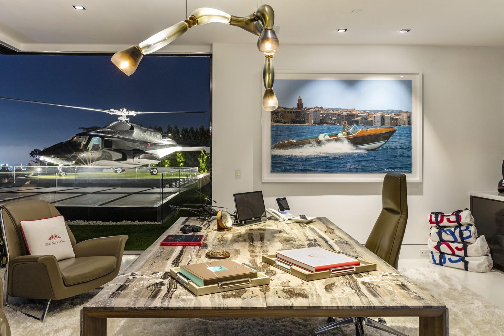 Traumhaus in Bel Air: Dieses $250 Millionen Dollar Anwesen wechselt für $94 Millionen den Besitzer 3