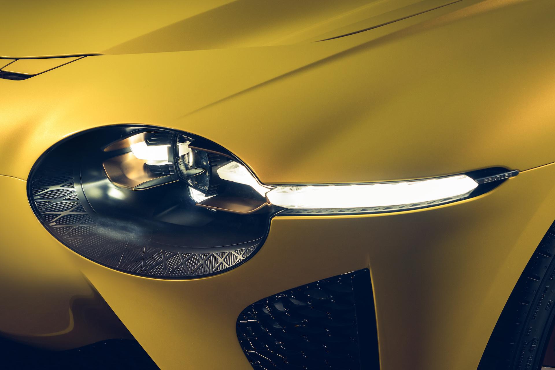 Offener Zweisitzer-GT mit 659 PS: Der neue Bentley Bacalar 7
