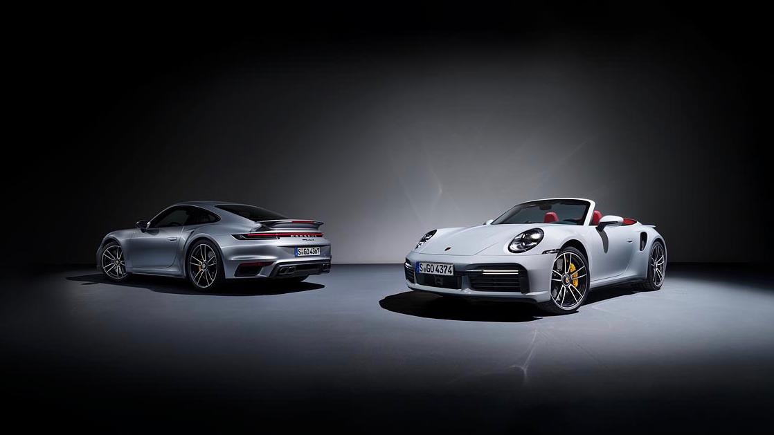 Porsche präsentiert die neue Generation des 911 Turbo S 1