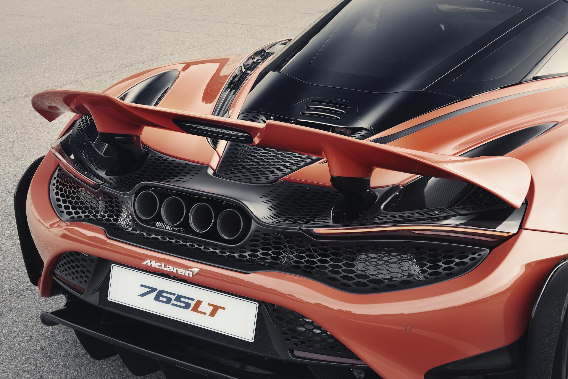 Leichter, leistungsfähiger, noch attraktiver: Der neue 765LT wird vorgestellt 2