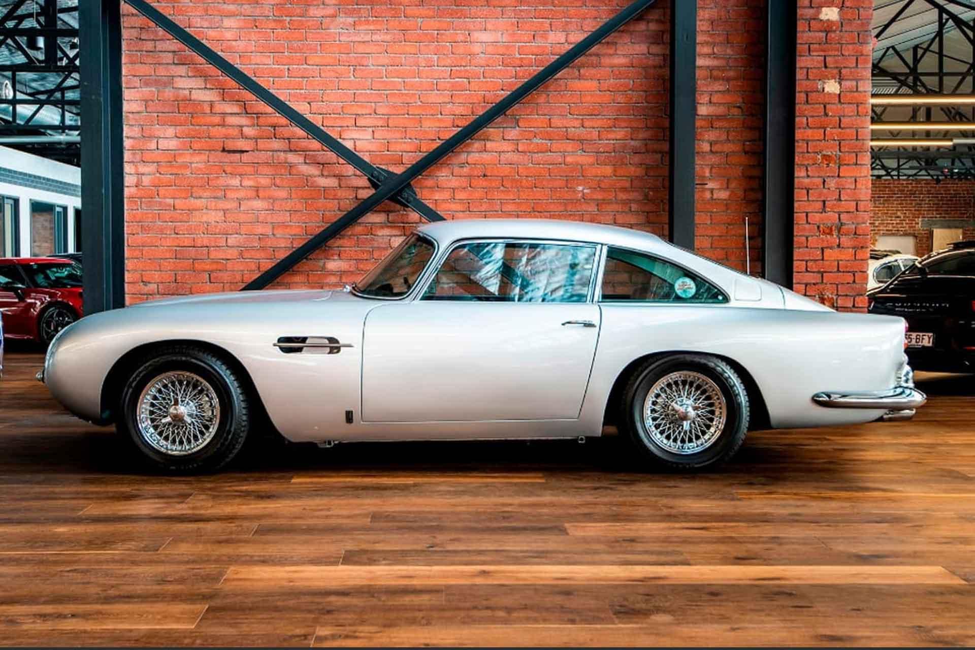 Fundstück der Woche: Ein Aston Martin DB5 Coupe von 1964 4