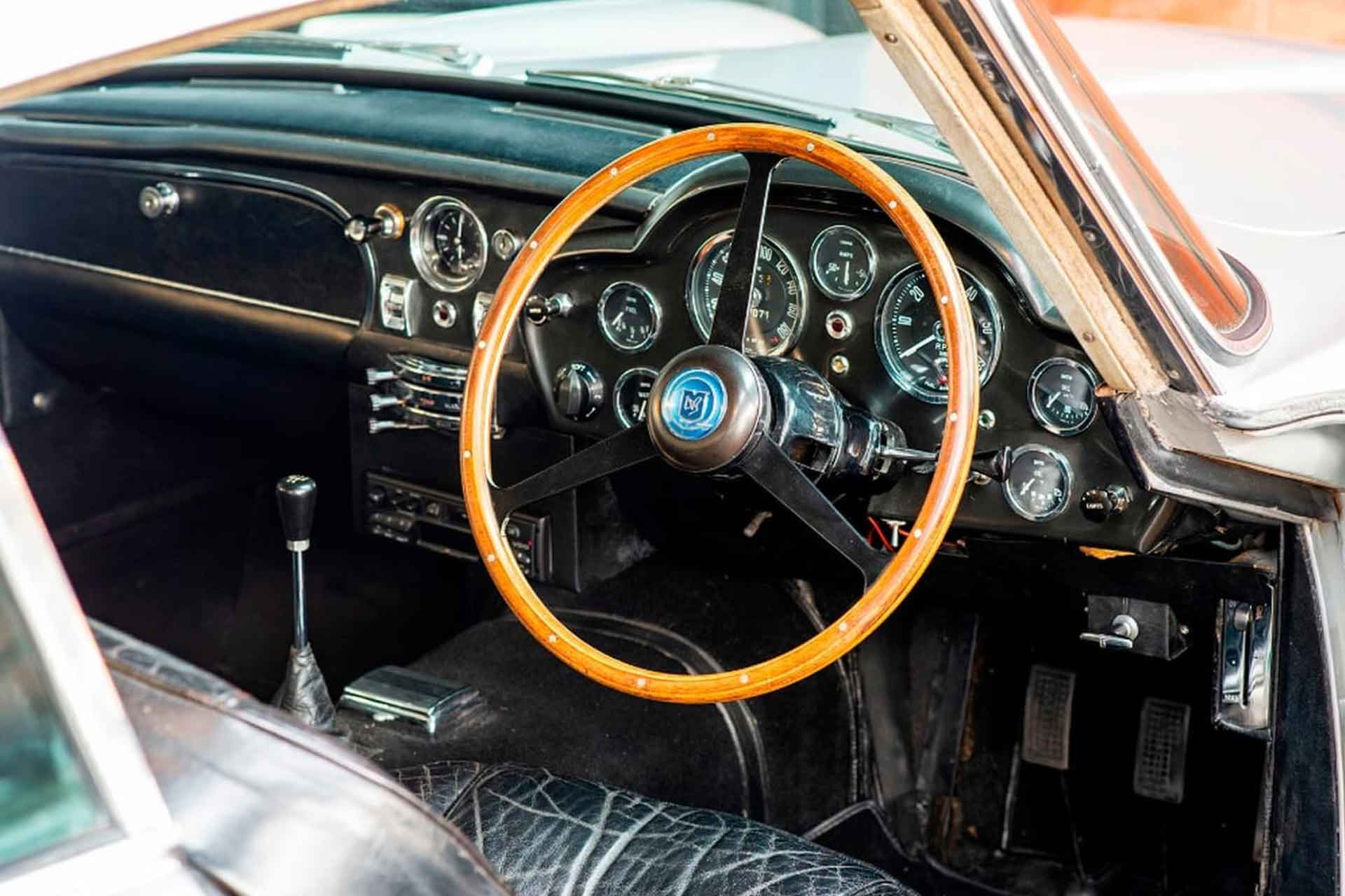 Fundstück der Woche: Ein Aston Martin DB5 Coupe von 1964 3