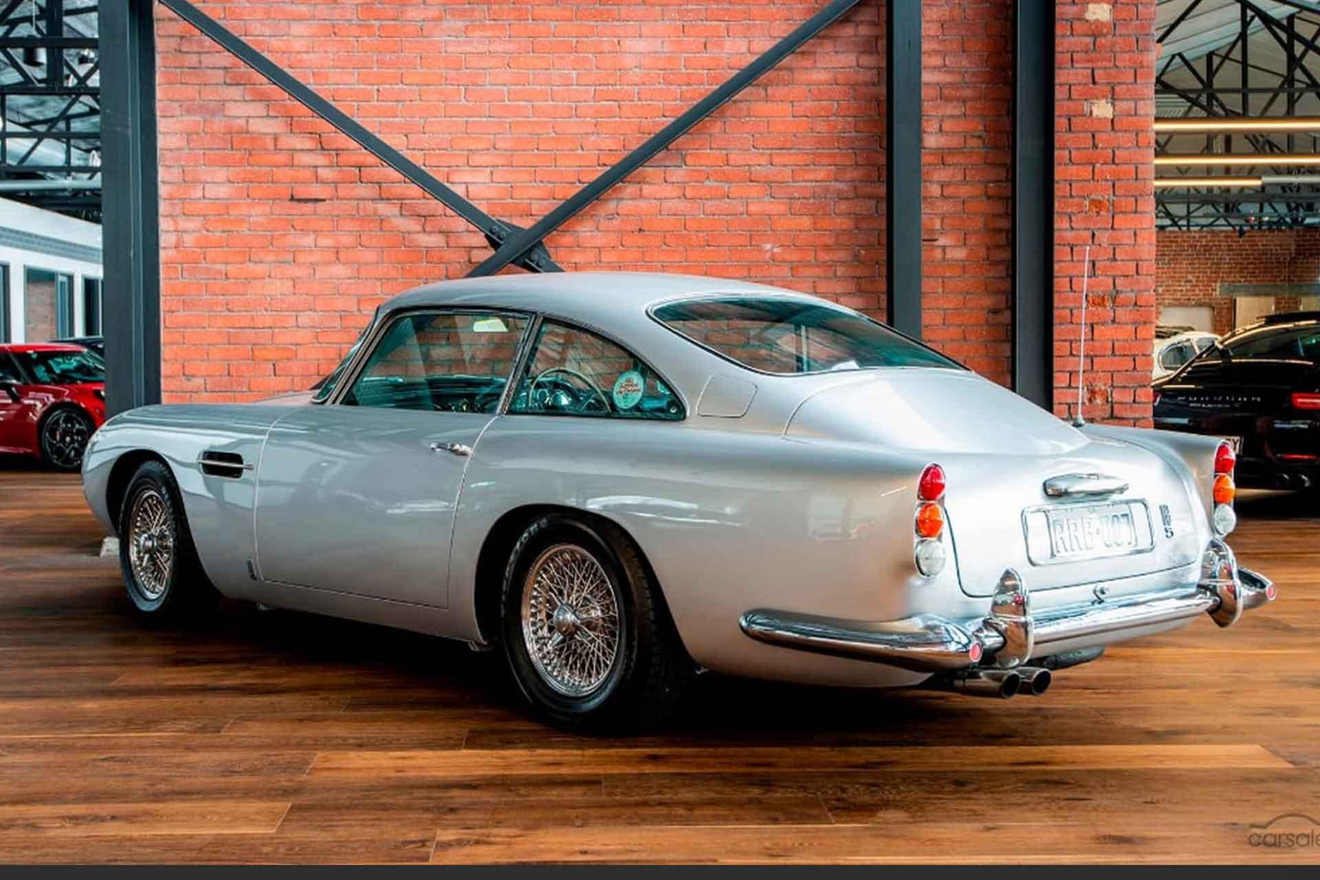 Fundstück der Woche: Ein Aston Martin DB5 Coupe von 1964 2