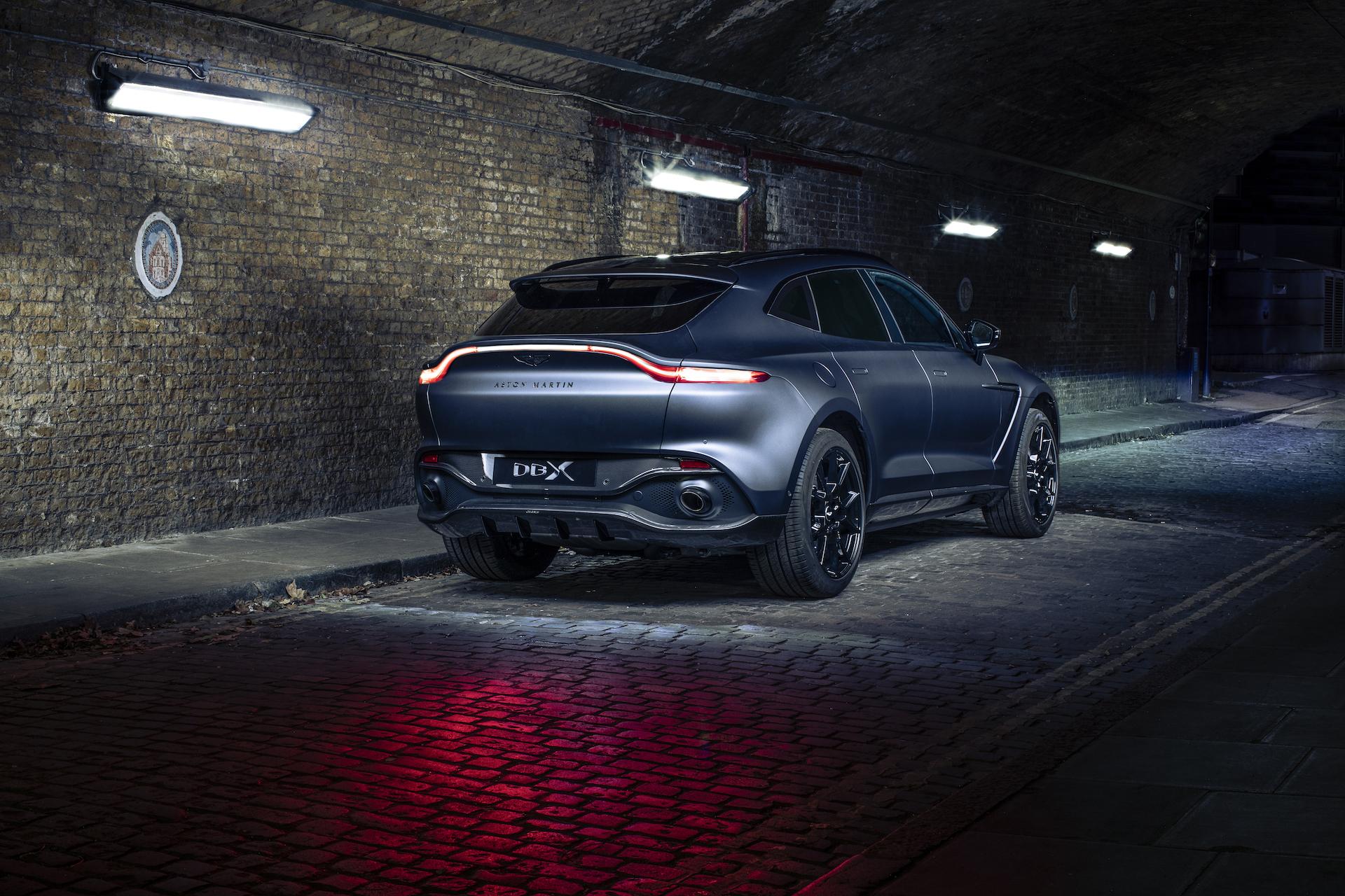 Der 007-SUV: Aston Martin stellt den DBX vor 2