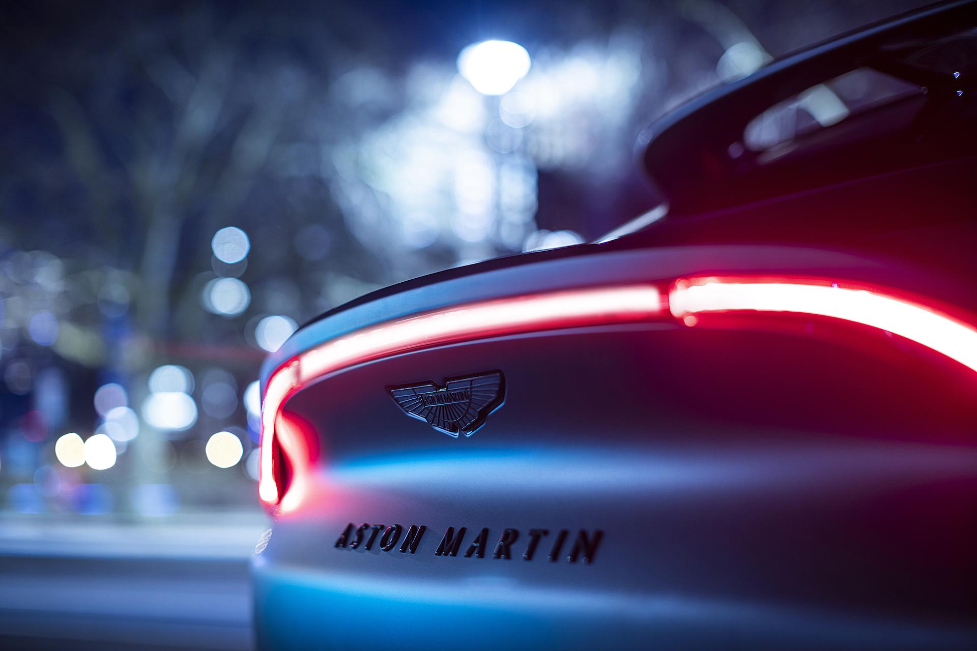 Der 007-SUV: Aston Martin stellt den DBX vor 5