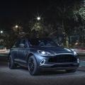 Der 007-SUV: Aston Martin stellt den DBX vor