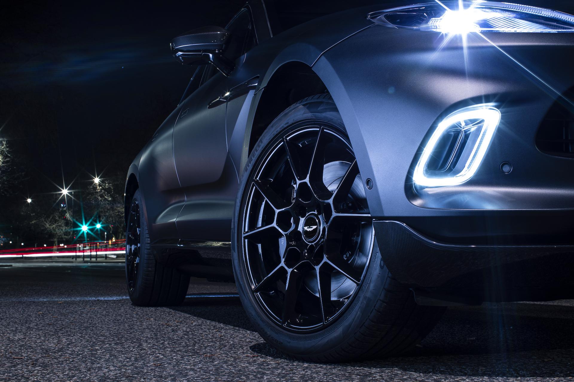 Der 007-SUV: Aston Martin stellt den DBX vor 6