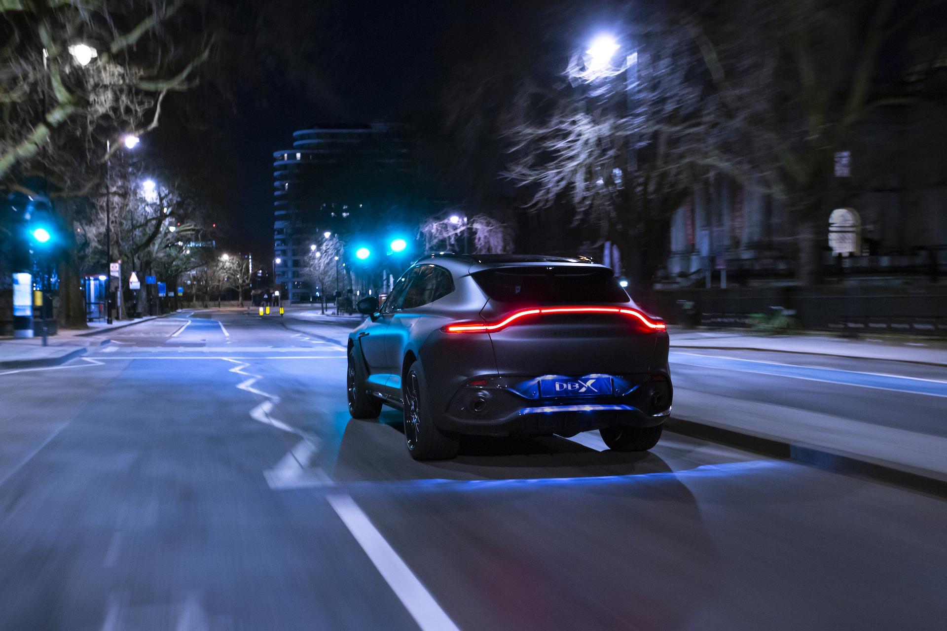 Der 007-SUV: Aston Martin stellt den DBX vor 8