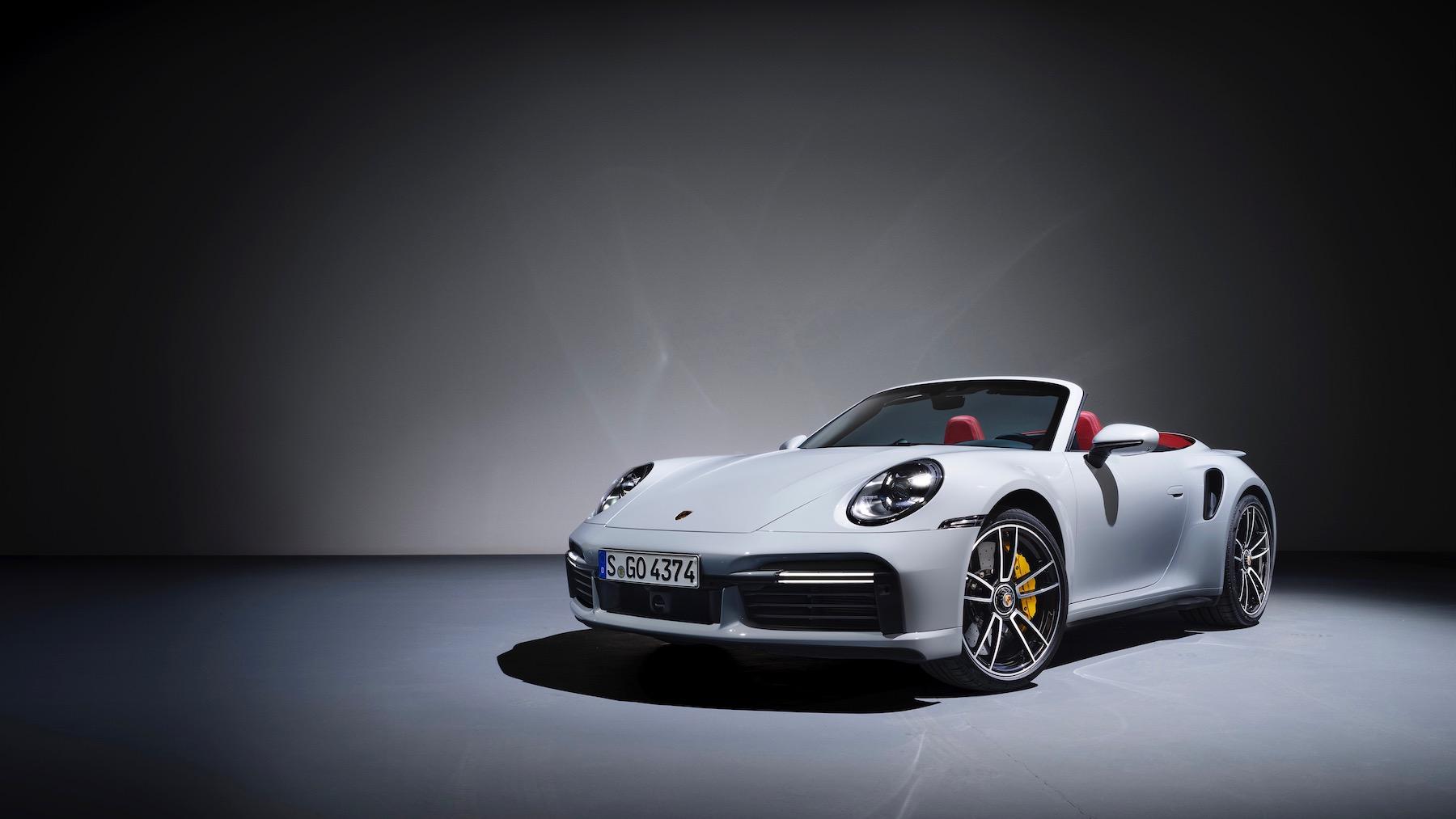 Porsche präsentiert die neue Generation des 911 Turbo S 7