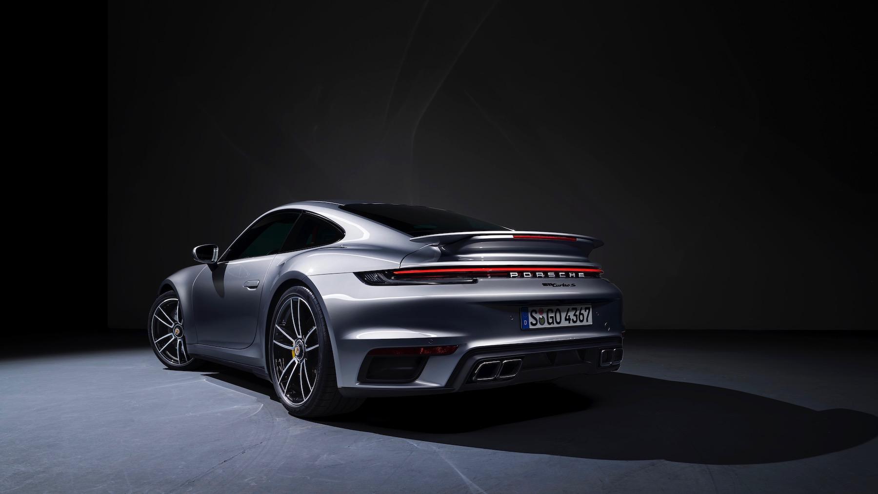 Porsche präsentiert die neue Generation des 911 Turbo S 5