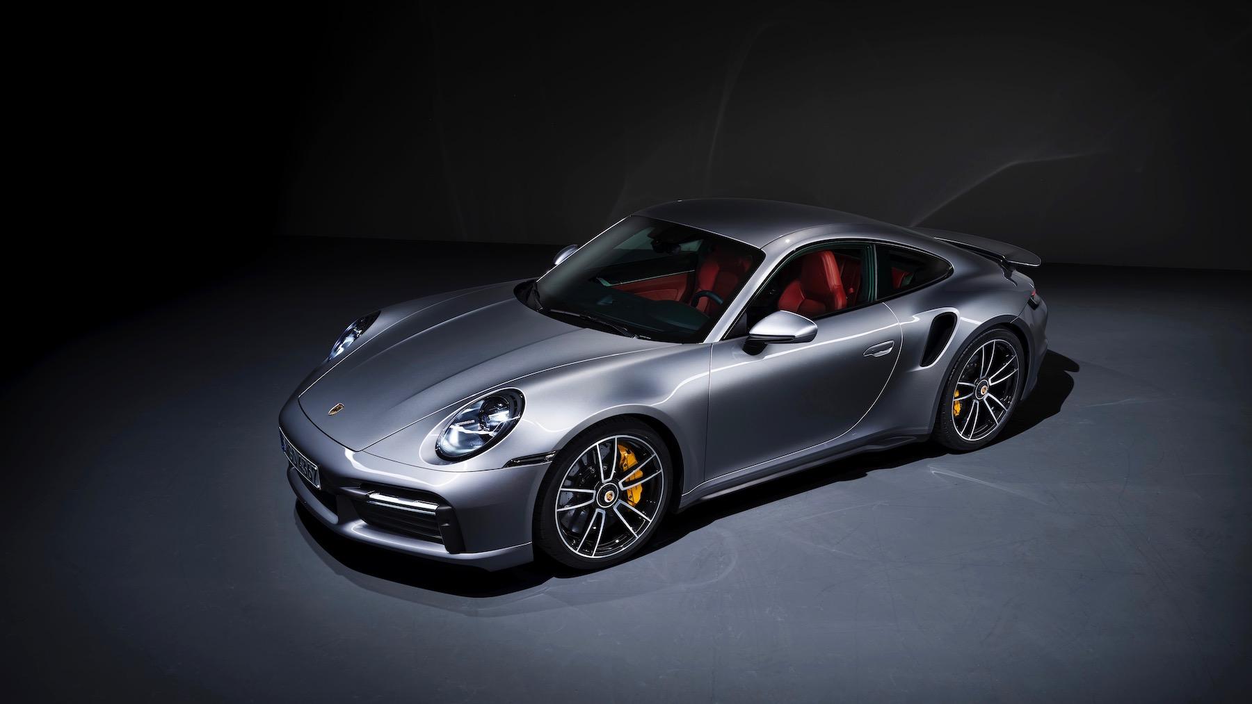Porsche präsentiert die neue Generation des 911 Turbo S 4