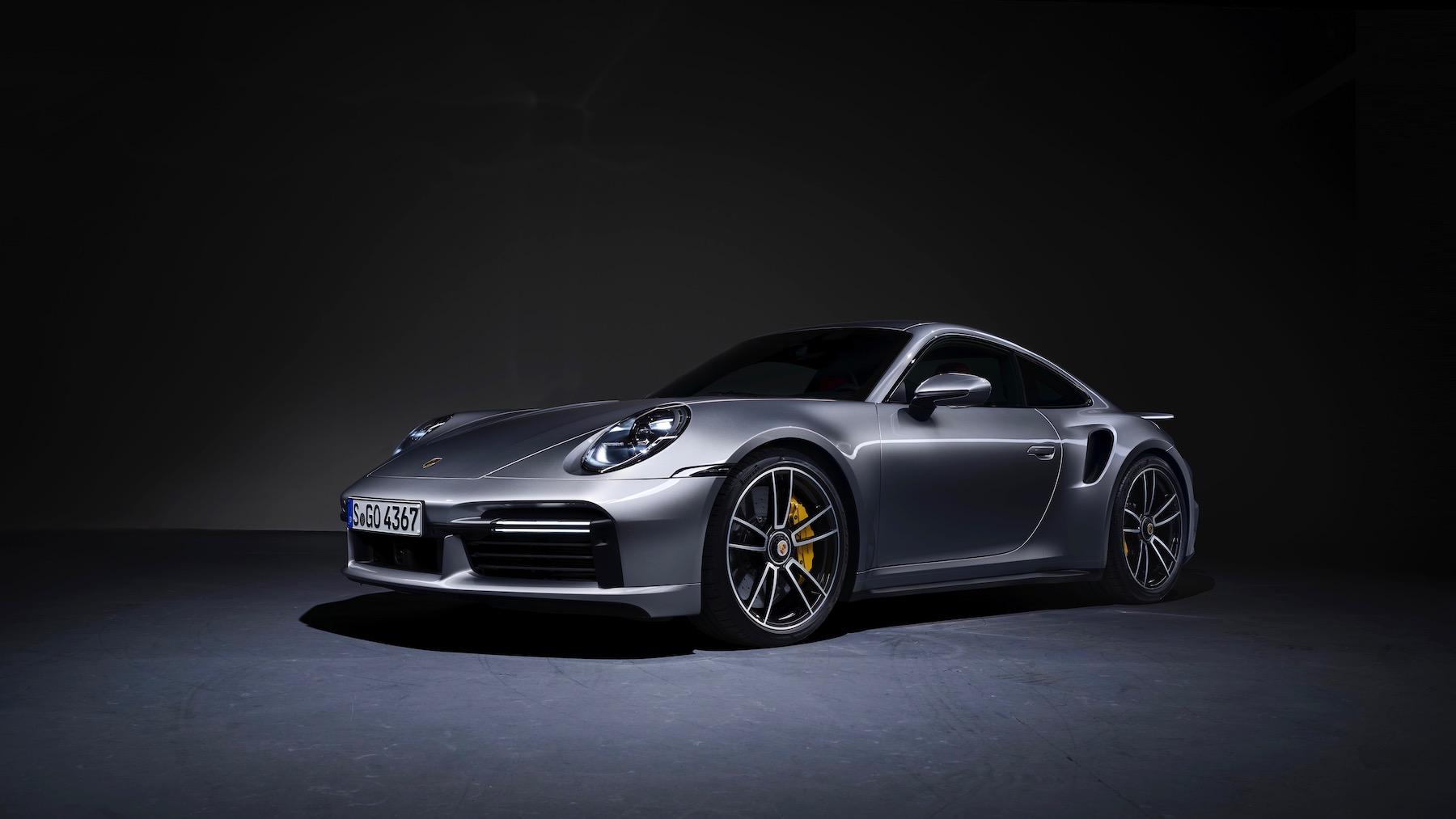 Porsche präsentiert die neue Generation des 911 Turbo S 3
