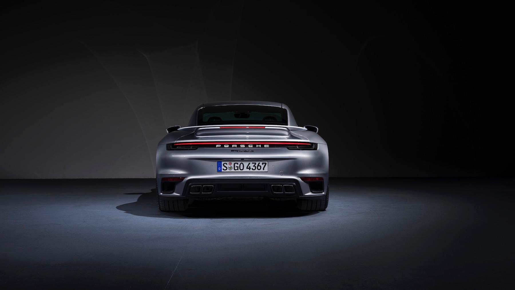 Porsche präsentiert die neue Generation des 911 Turbo S 2