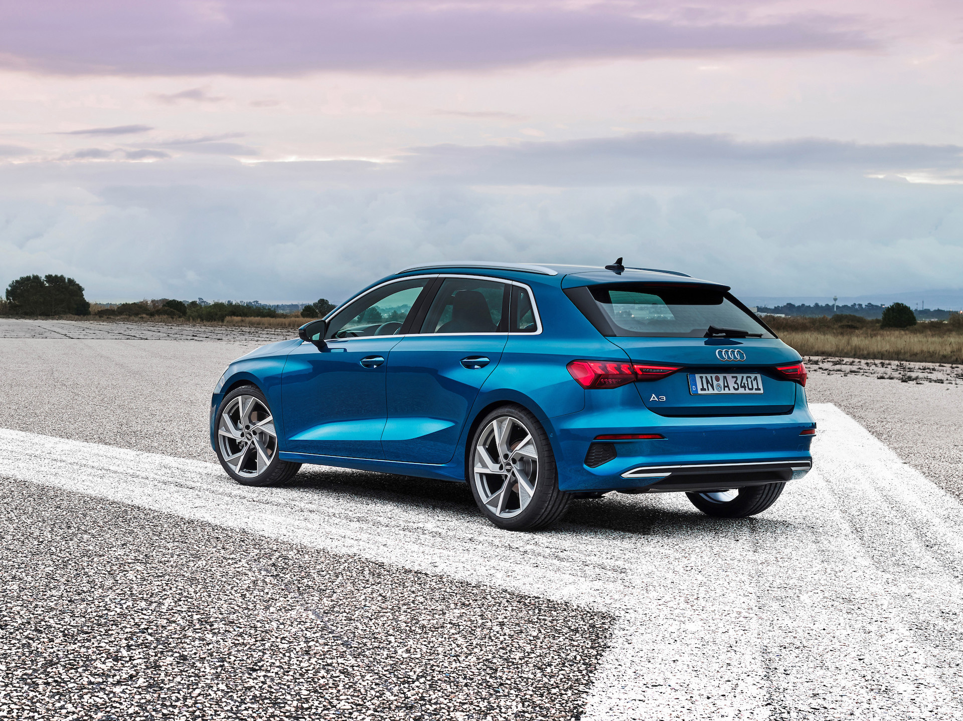 Fully Digital: This is the new Audi A3 Sportback 2