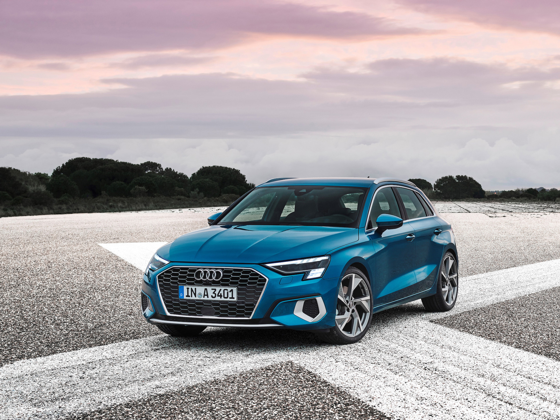 Fully Digital: This is the new Audi A3 Sportback 1