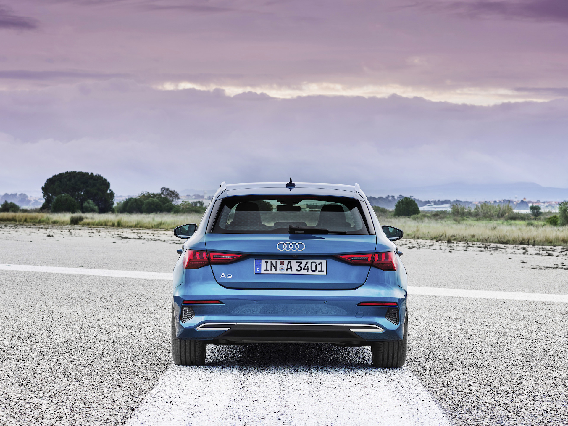 Fully Digital: This is the new Audi A3 Sportback 6