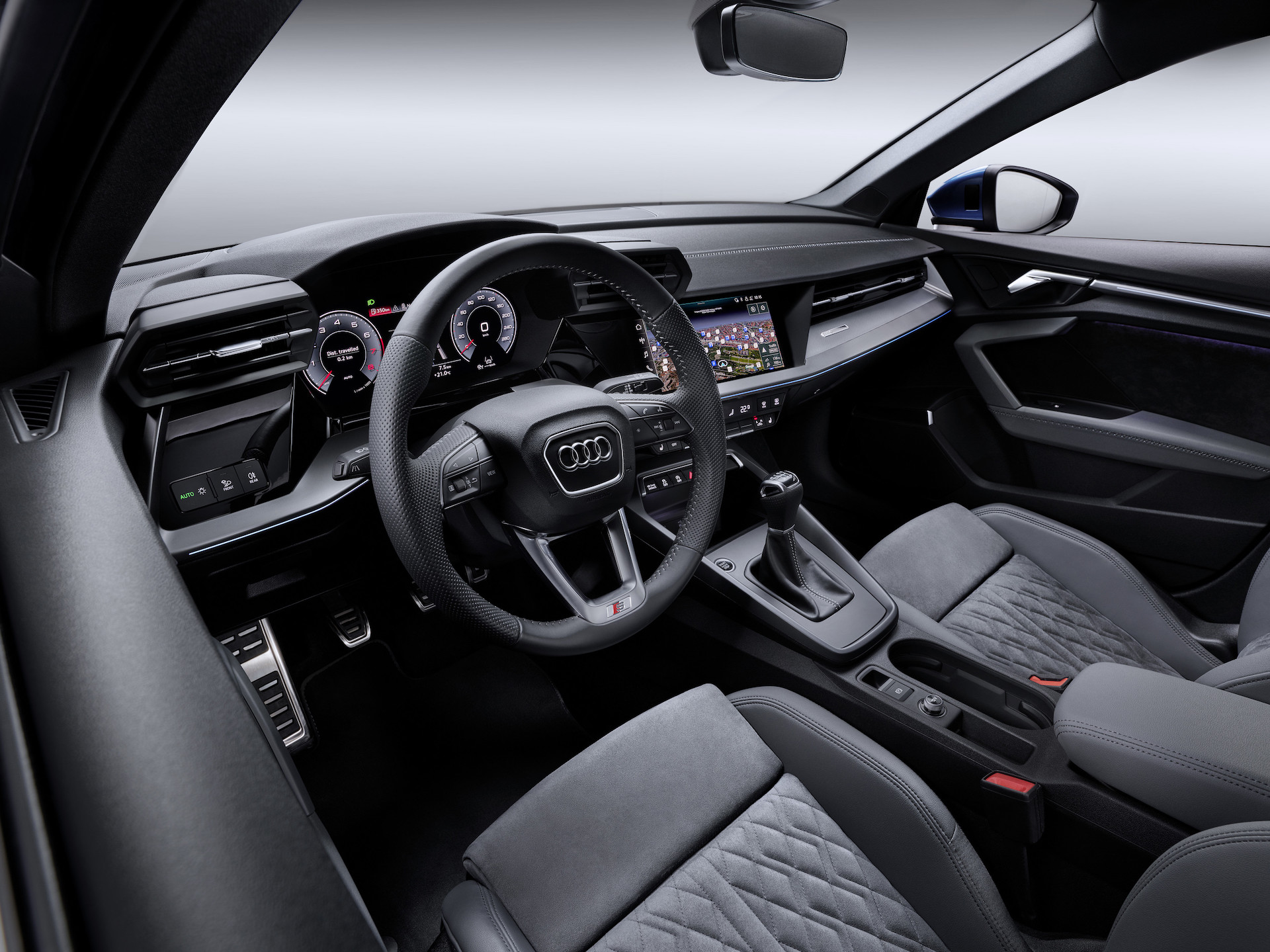 Fully Digital: This is the new Audi A3 Sportback 4