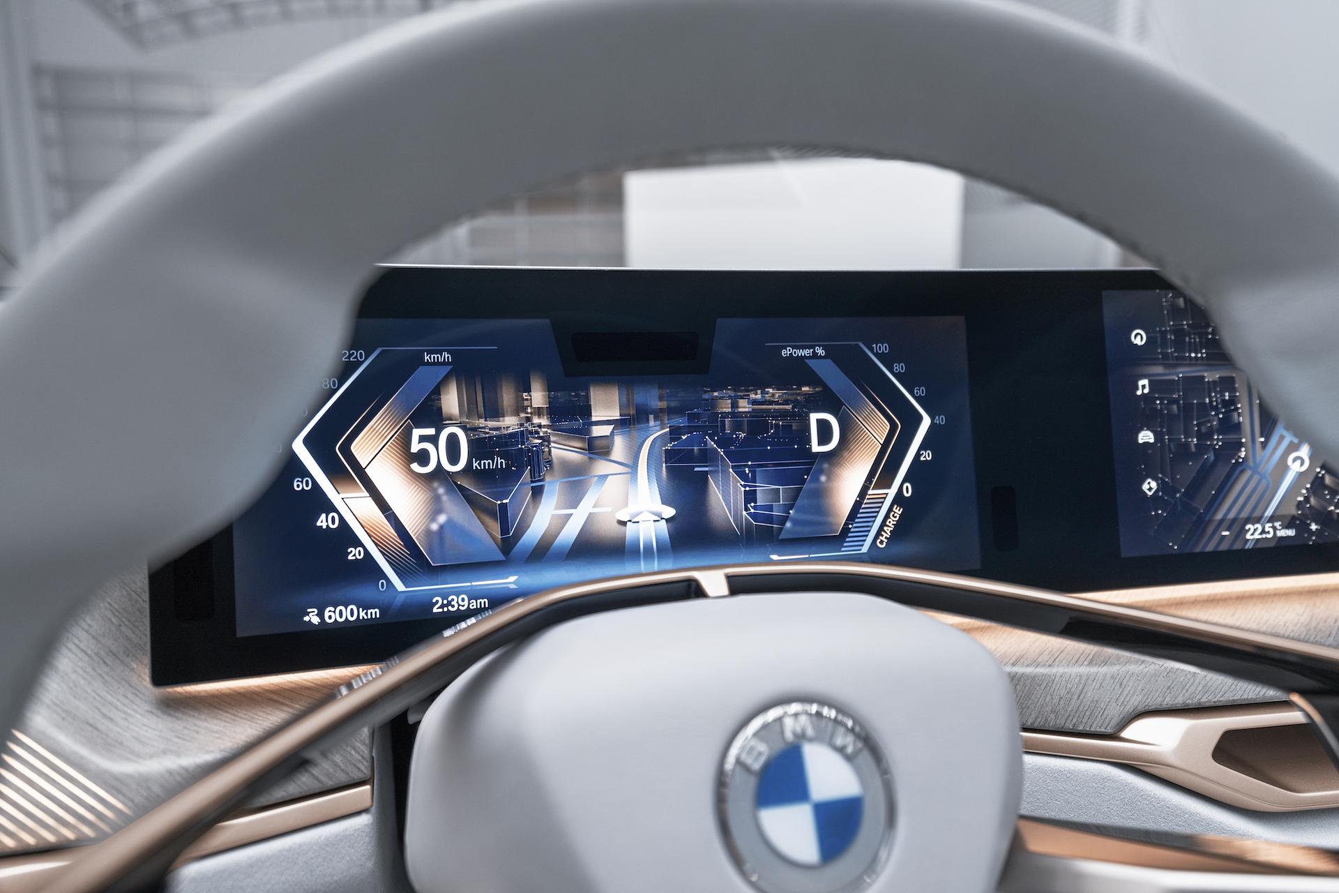 BMW stellt den neuen i4 vor: Ein Gran Coupé mit bis zu 530 PS und 600 km Reichweite 4