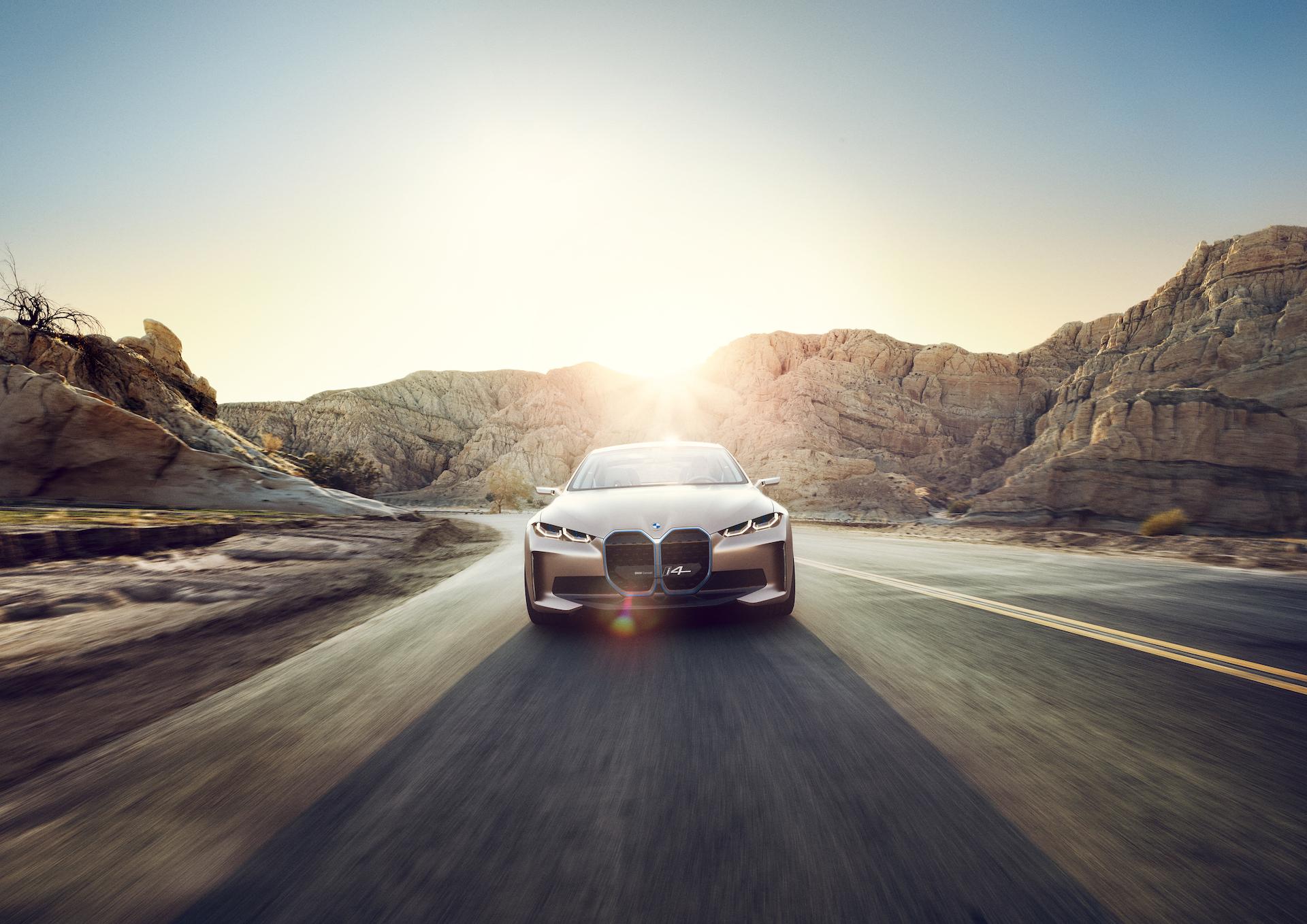 BMW stellt den neuen i4 vor: Ein Gran Coupé mit bis zu 530 PS und 600 km Reichweite 8