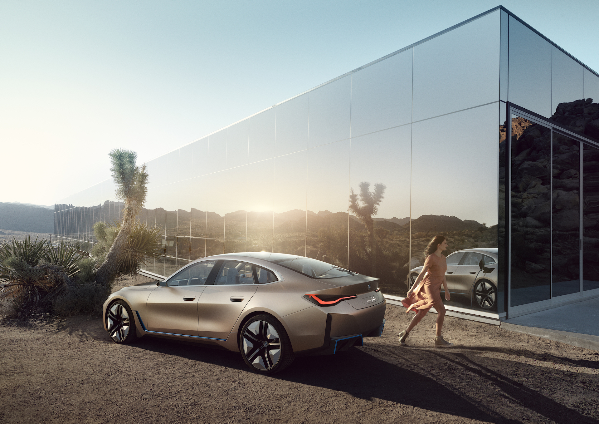 BMW stellt den neuen i4 vor: Ein Gran Coupé mit bis zu 530 PS und 600 km Reichweite 2