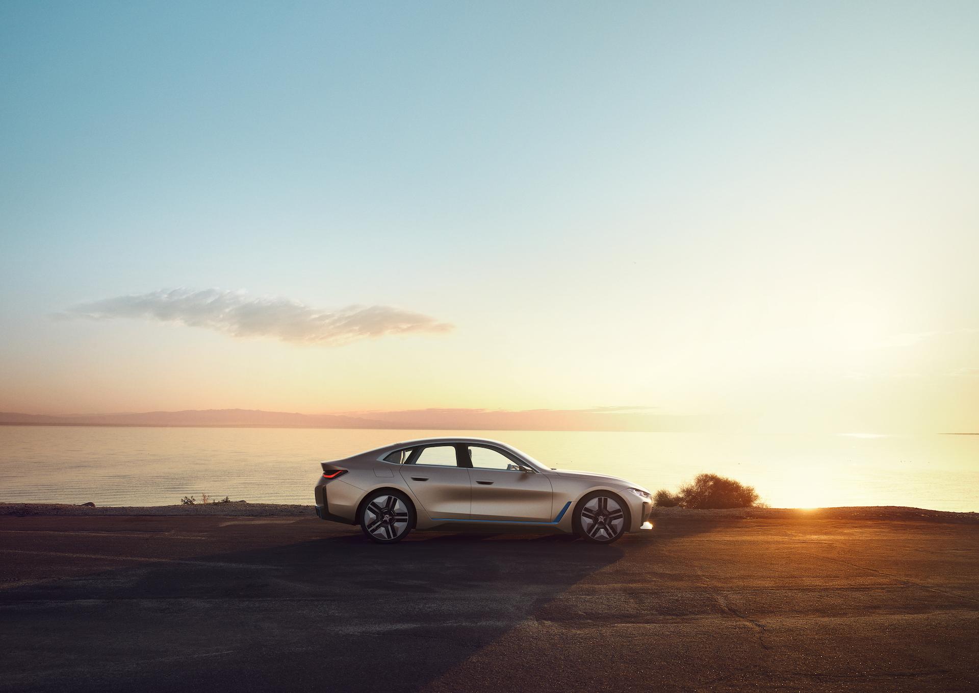 BMW stellt den neuen i4 vor: Ein Gran Coupé mit bis zu 530 PS und 600 km Reichweite 5