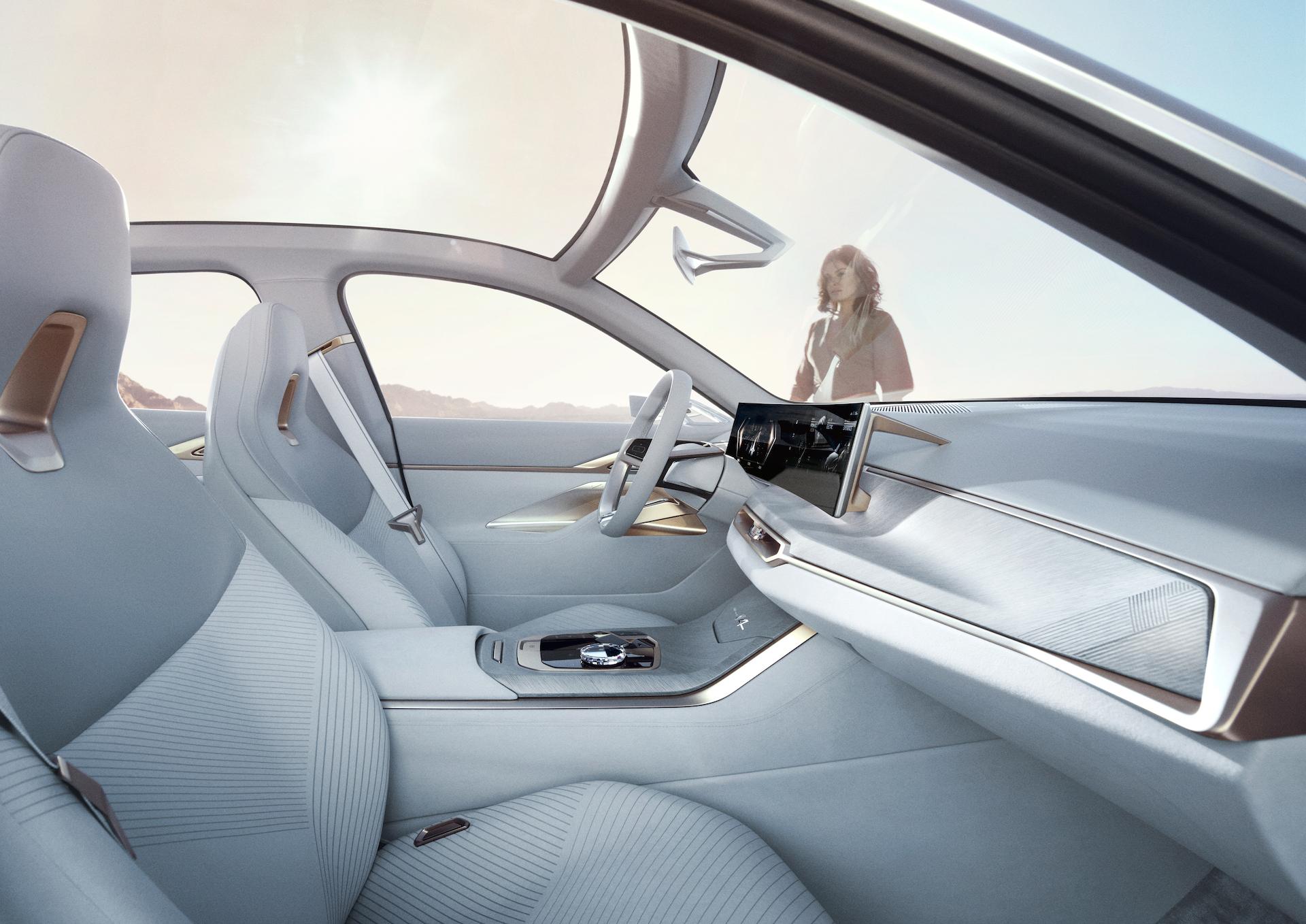 BMW stellt den neuen i4 vor: Ein Gran Coupé mit bis zu 530 PS und 600 km Reichweite 6