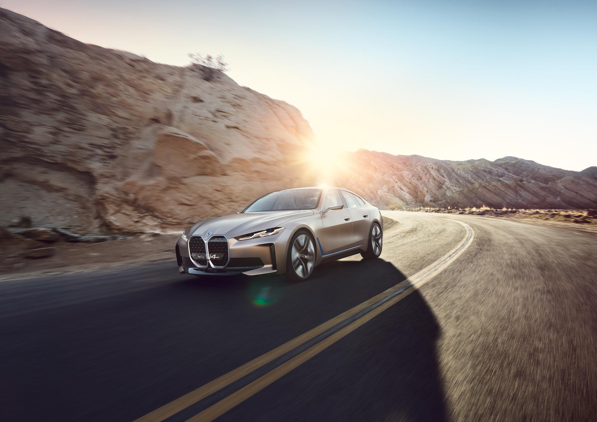 BMW stellt den neuen i4 vor: Ein Gran Coupé mit bis zu 530 PS und 600 km Reichweite 10