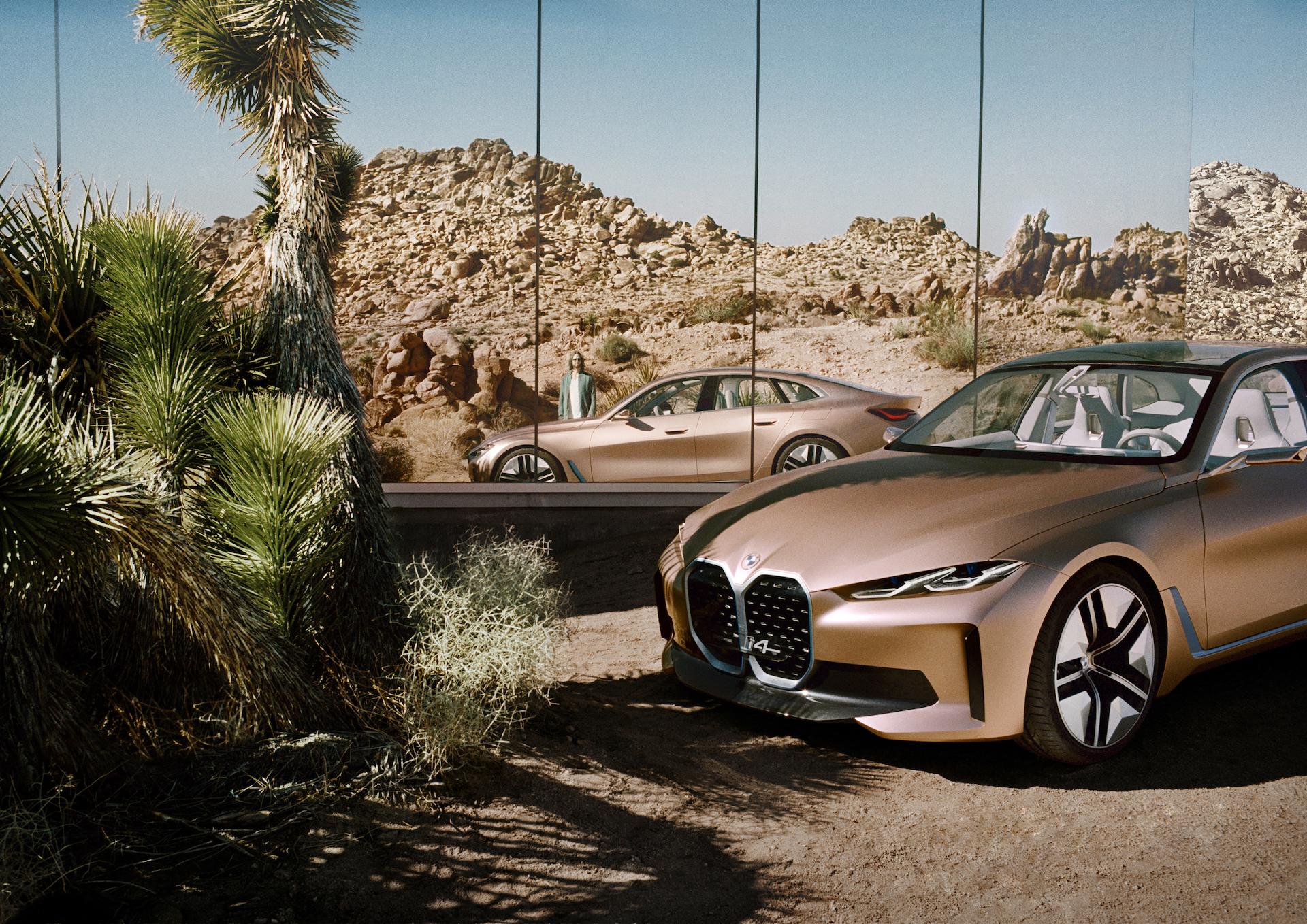 BMW stellt den neuen i4 vor: Ein Gran Coupé mit bis zu 530 PS und 600 km Reichweite 1