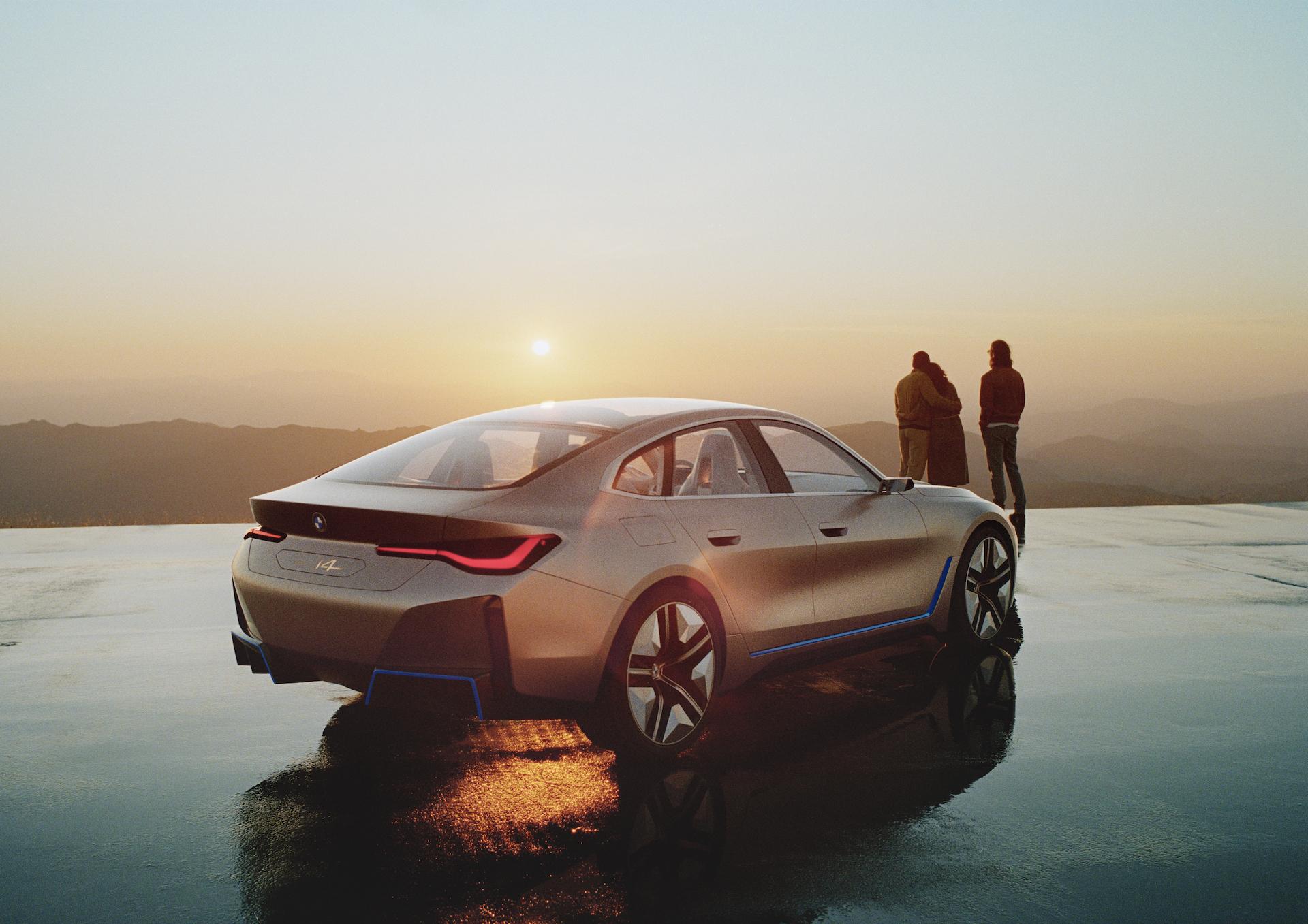 BMW stellt den neuen i4 vor: Ein Gran Coupé mit bis zu 530 PS und 600 km Reichweite 3