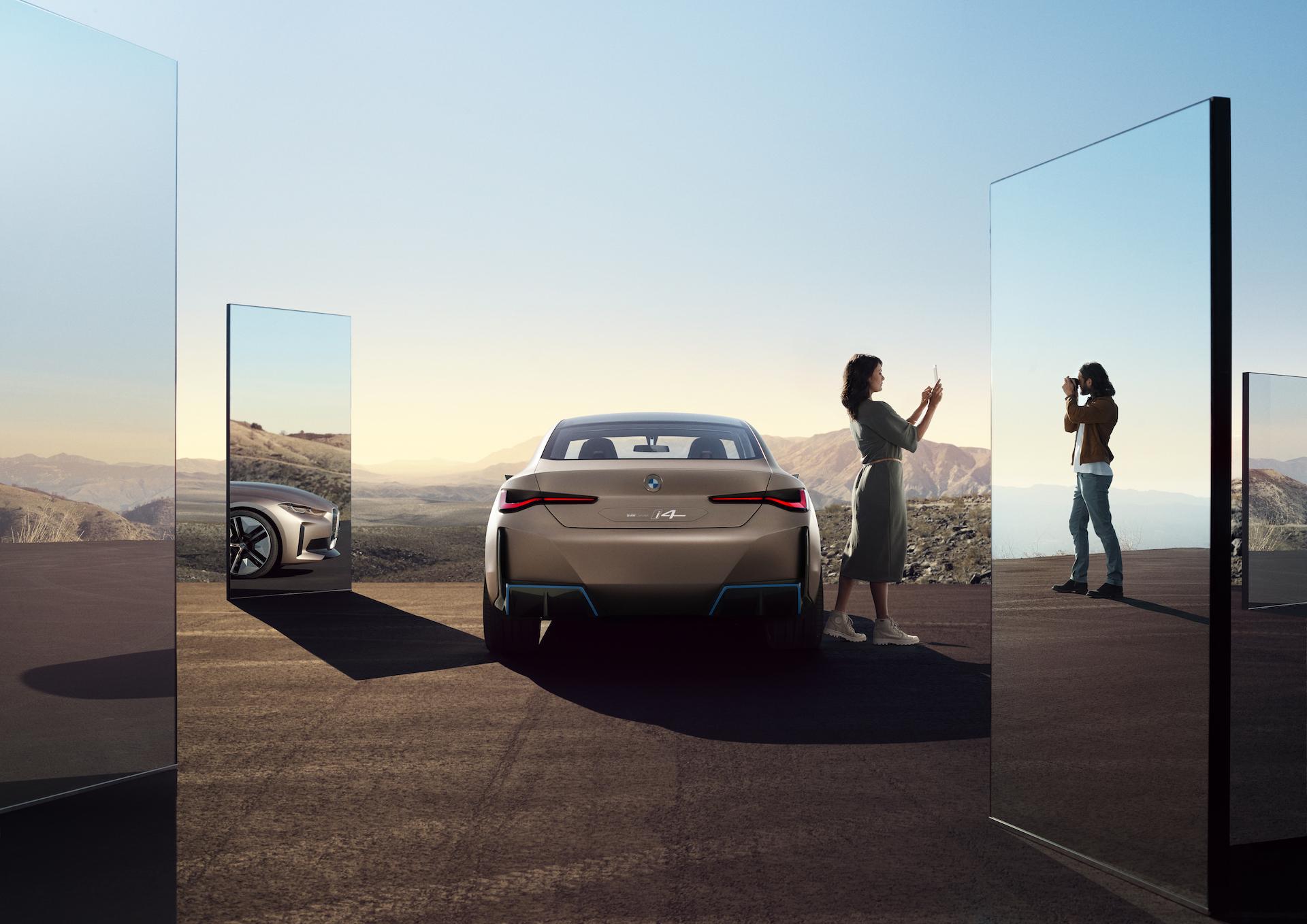 BMW stellt den neuen i4 vor: Ein Gran Coupé mit bis zu 530 PS und 600 km Reichweite 9