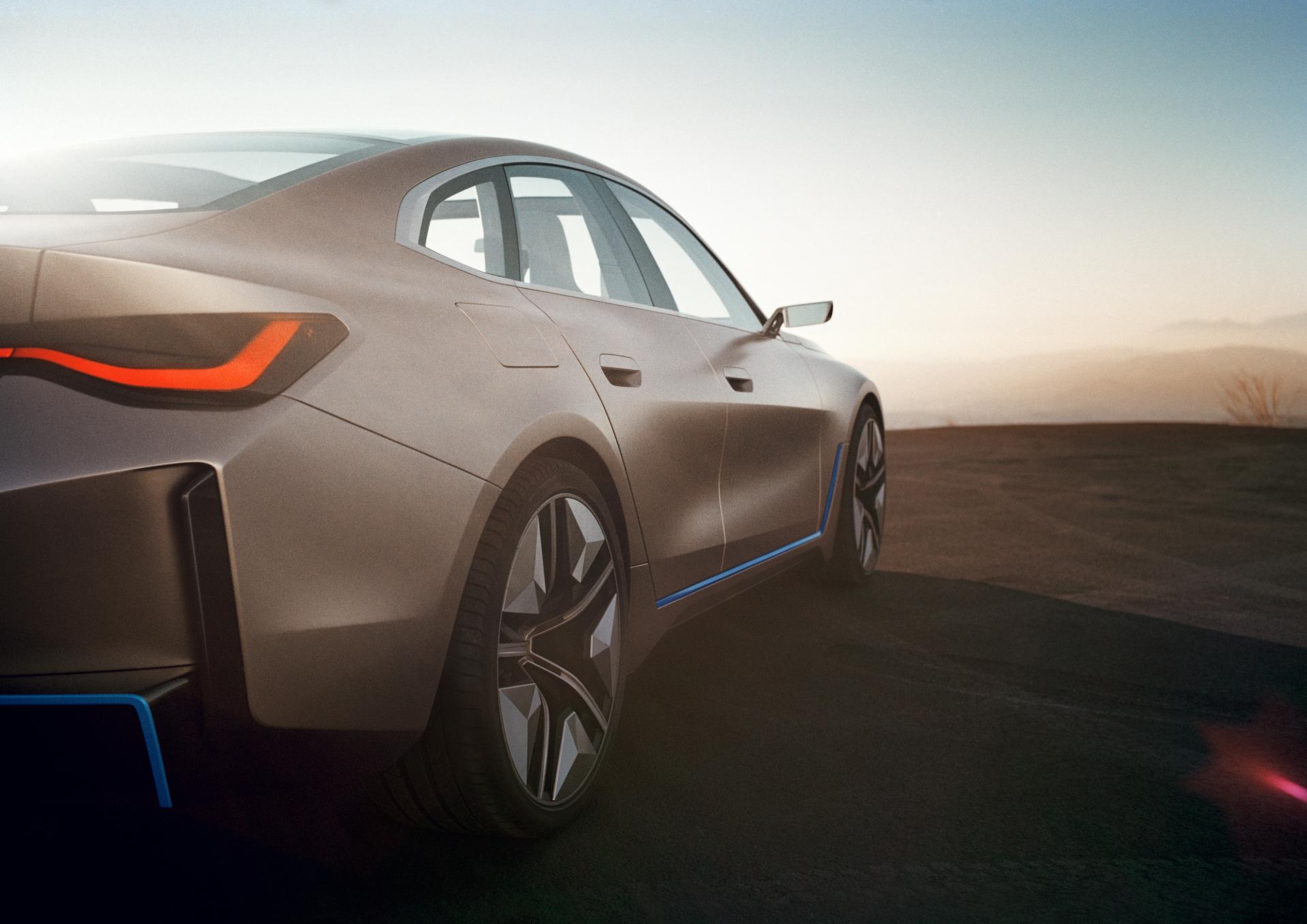 BMW stellt den neuen i4 vor: Ein Gran Coupé mit bis zu 530 PS und 600 km Reichweite 7