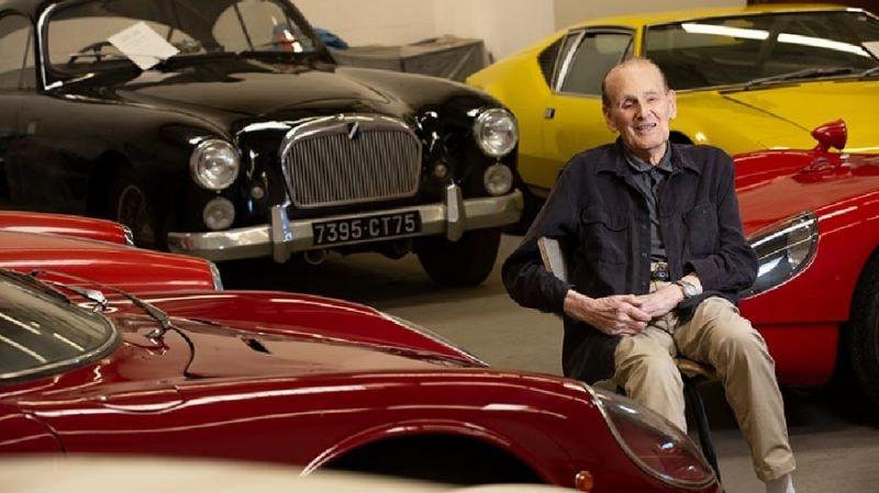 Ein 98-jähriger Ex-Mechaniker spendet seine Autosammlung im Wert von 10 Millionen Dollar