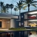 Design-Duo verwandelt Dein Zuhause in eine private Galerie für Deine Autosammlung