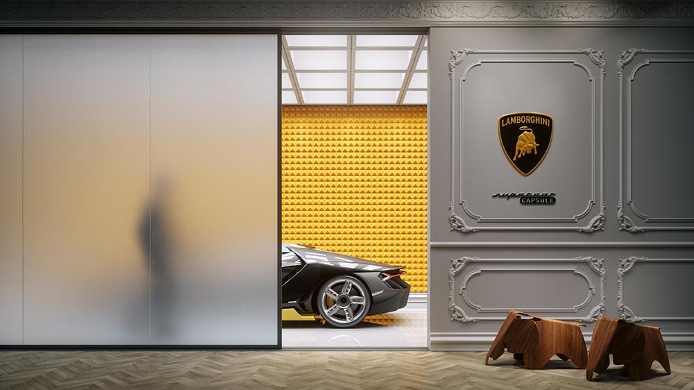 Design-Duo verwandelt Dein Zuhause in eine private Galerie für Deine Autosammlung 4
