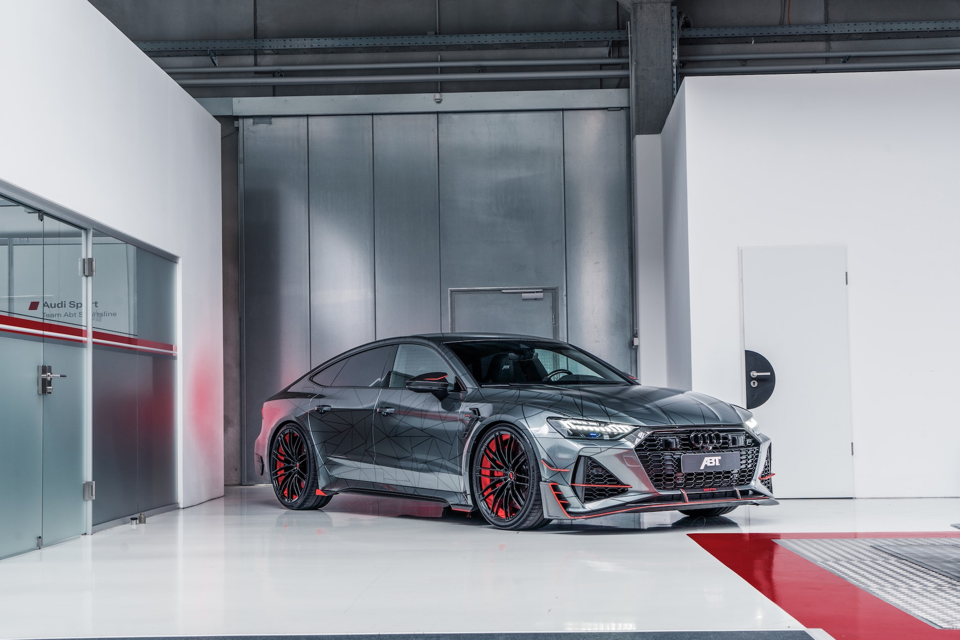 Der 740-PS ABT RS7-R: Tuning in High End 1