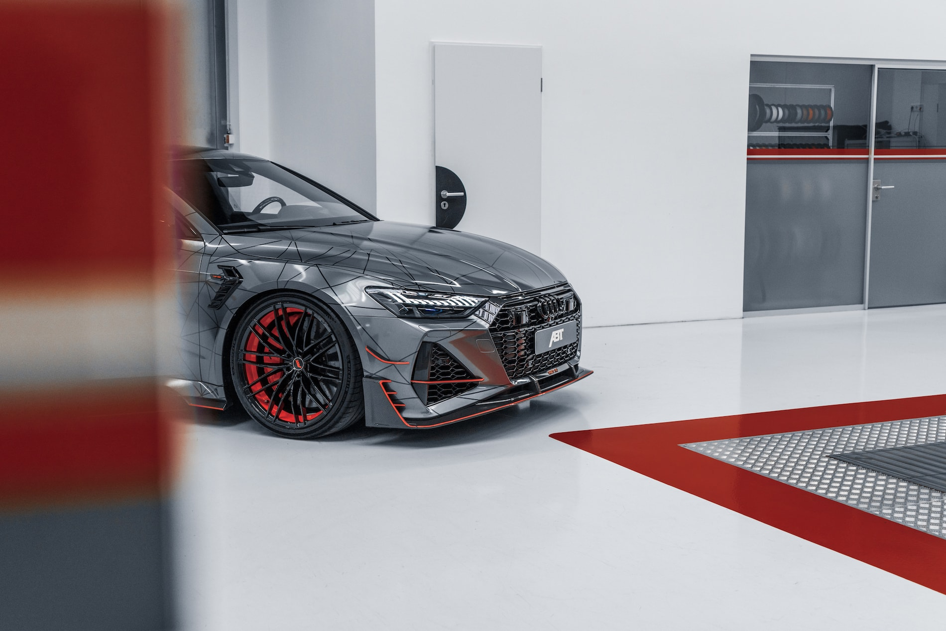 Der 740-PS ABT RS7-R: Tuning in High End 2