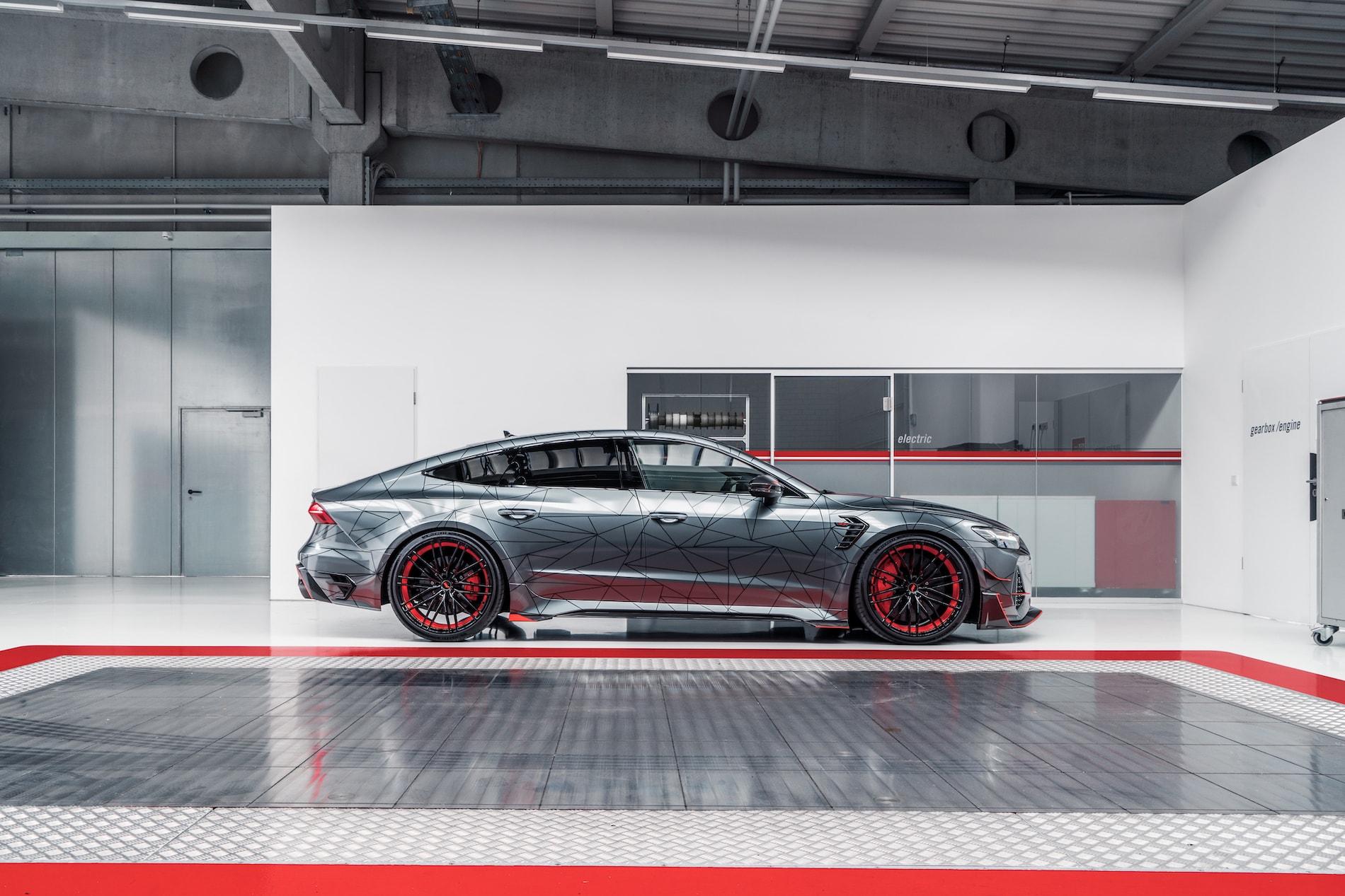 Der 740-PS ABT RS7-R: Tuning in High End 7