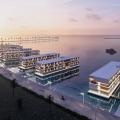 Qetaifan Island: Katar baut 16 schwimmende Hotels für die WM 2022