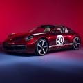 Tradition für Sammler: Die 911 Targa 4S Heritage Design Edition