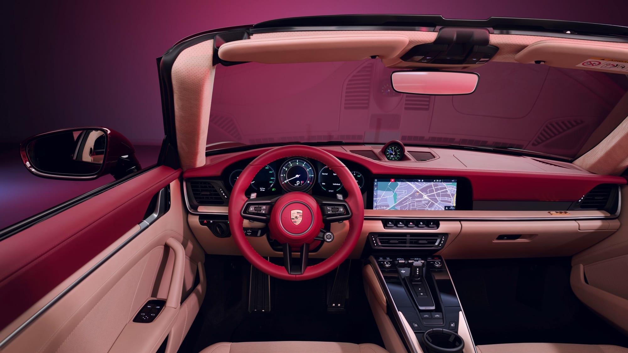 Tradition für Sammler: Die 911 Targa 4S Heritage Design Edition 5